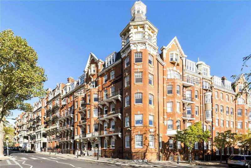 3 Bedrooms Flat for sale in Campden Hill Court, Campden Hill Road, London