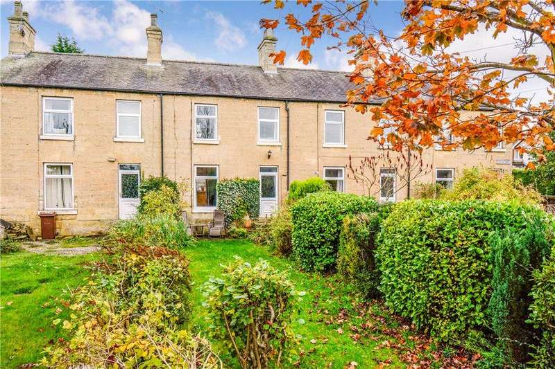 3 Bedrooms Terraced House for sale in Belle View Terrace, Clifford, Wetherby, West Yorkshire