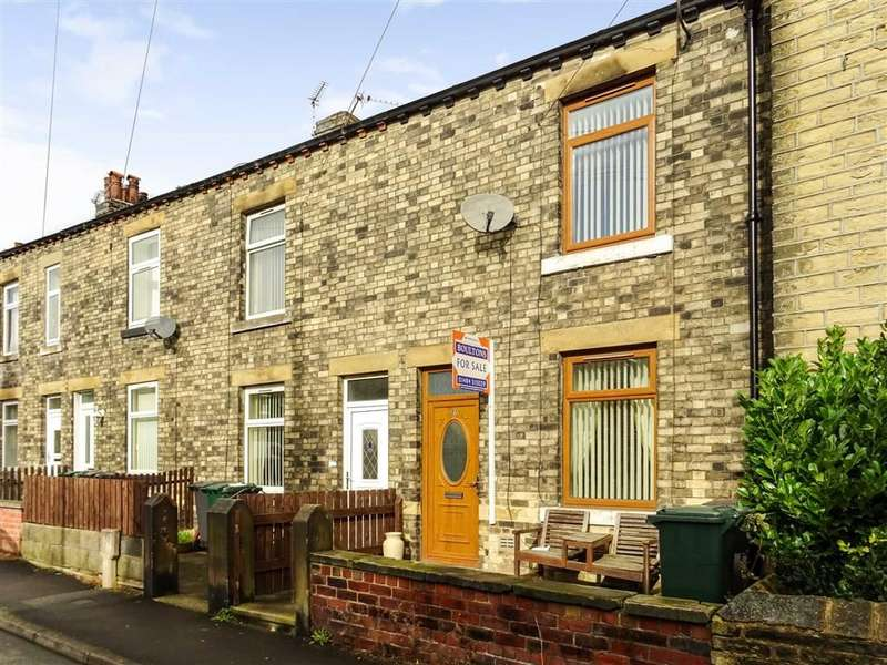 1 Bedroom Terraced House for sale in Royd Street, Slaithwaite, Huddersfield