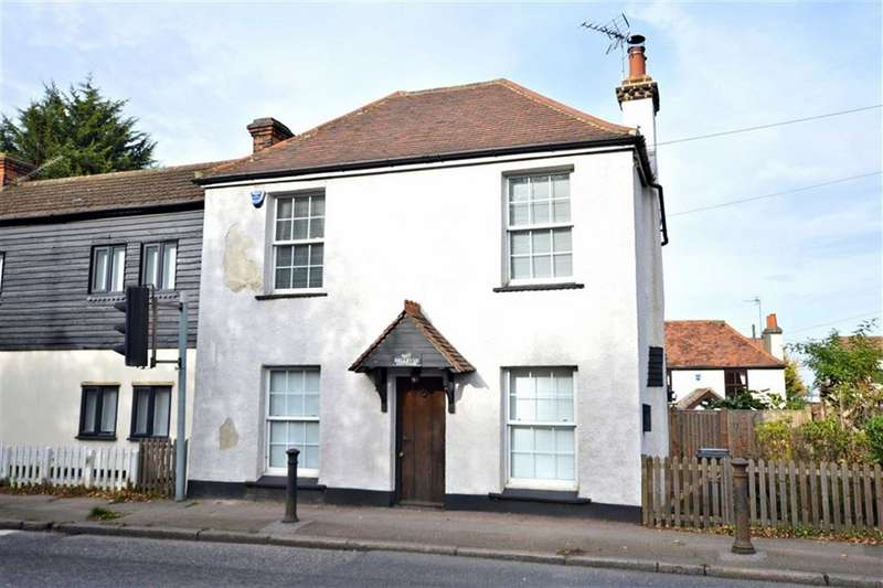 2 Bedrooms Detached House for sale in High Road, Epping
