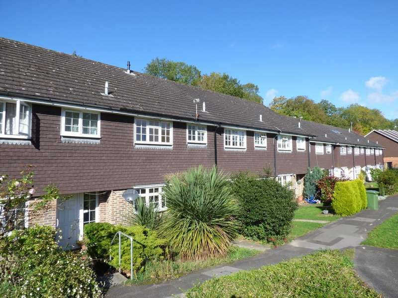 3 Bedrooms Terraced House for sale in Firs Crescent, Winchester SO23