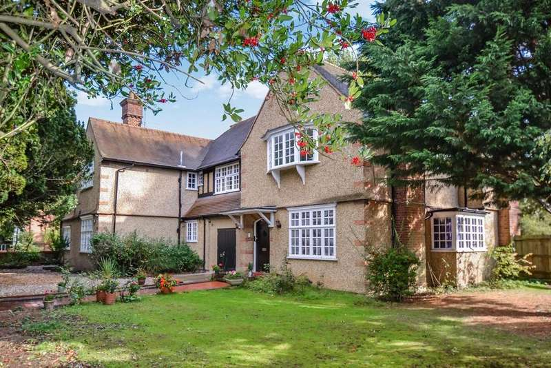 2 Bedrooms Apartment Flat for sale in St. Peters Street, St. Albans