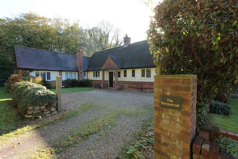 4 Bedrooms Detached House for sale in Bucknalls Lane , Bricket Wood, St Albans, WD25 9NH