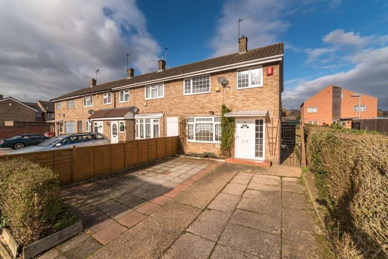 2 Bedrooms End Of Terrace House for sale in Marescroft Road, Slough, Berkshire, SL2