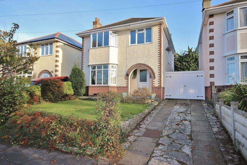 3 Bedrooms Detached House for sale in Ashford Road, Boscombe East, Bournemouth
