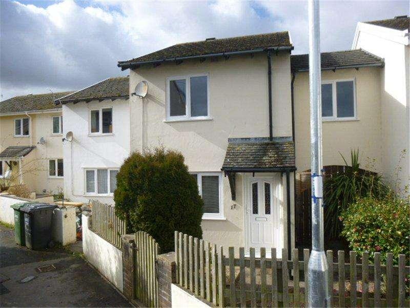 3 Bedrooms Terraced House for sale in 17 Church Grove, Newport, Barnstaple, EX32 9DJ