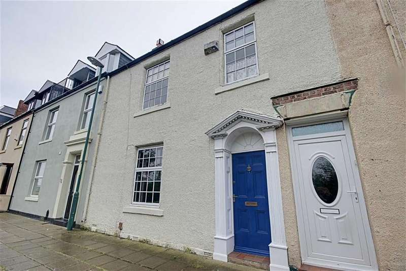 3 Bedrooms Terraced House for sale in Greens Place, South Shields, Tyne Wear