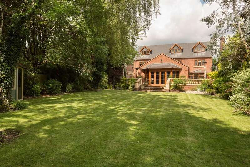 6 Bedrooms Detached House for sale in New Penkridge Road, Cannock