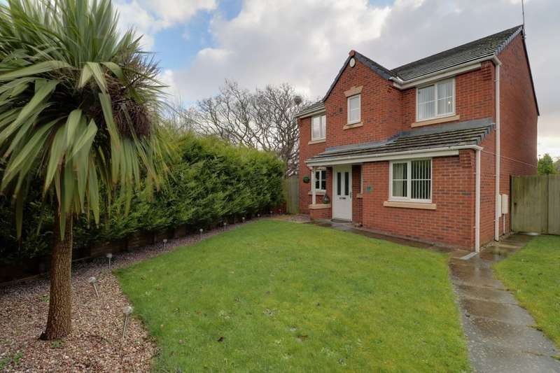 4 Bedrooms Detached House for sale in Naylor Road, Ellesmere Port, CH66