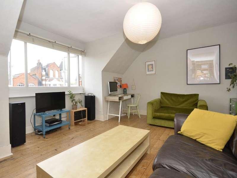1 Bedroom Flat for sale in Topsfield Parade, Tottenham Lane, N8