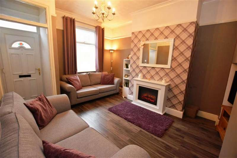 2 Bedrooms Terraced House for sale in Kent Street, Barrow-in-Furness, Cumbria
