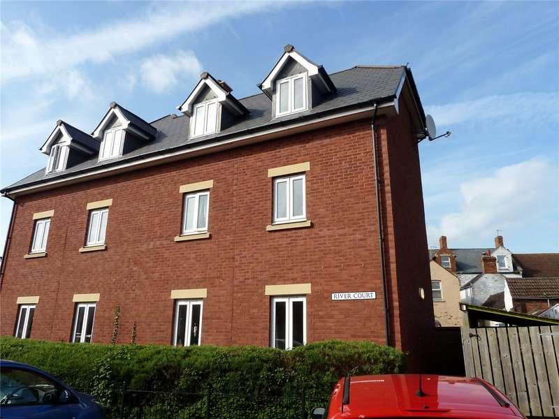 2 Bedrooms Flat for sale in River Court Highbridge Somerset TA9