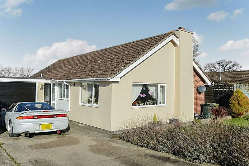3 Bedrooms Detached Bungalow for sale in The Roundway, Kingskerswell, Newton Abbot, TQ12