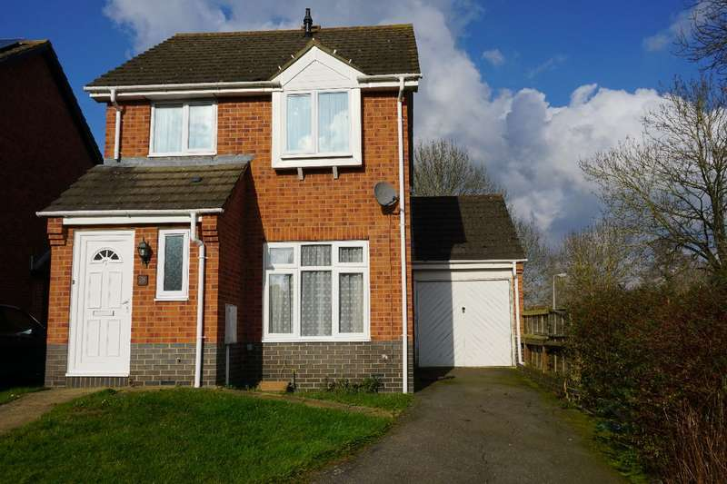 3 Bedrooms Detached House for sale in FOXHILL, OLNEY