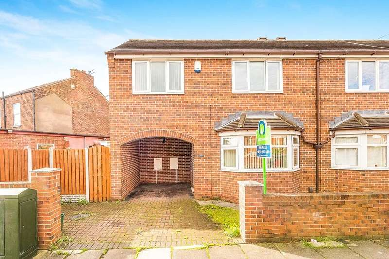 3 Bedrooms Semi Detached House for sale in Oakwood Road, Balby, Doncaster, DN4
