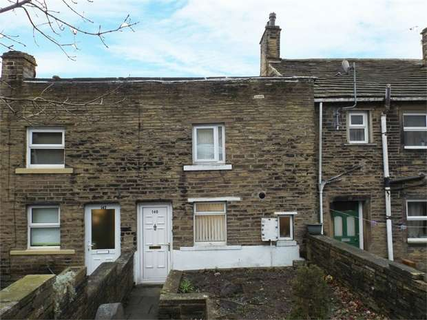 2 Bedrooms Terraced House for sale in Pearson Lane, Bradford, West Yorkshire