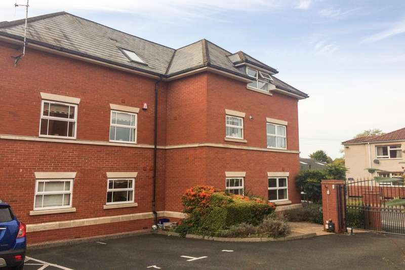 2 Bedrooms Flat for sale in St. Georges Lane North, Worcester, WR1