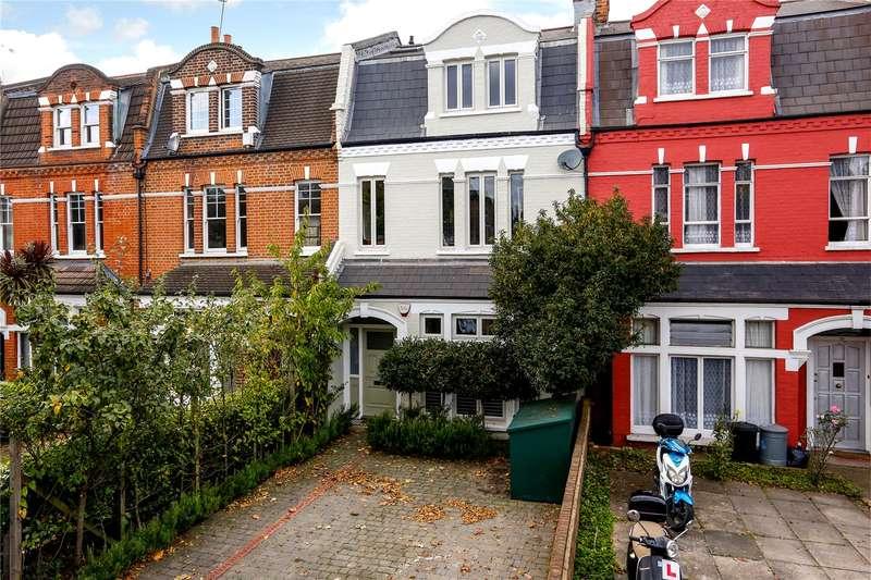 5 Bedrooms Terraced House for sale in Earlsfield Road, London, SW18