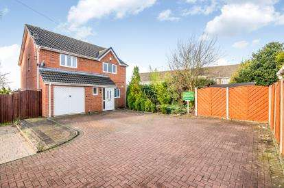 4 Bedrooms Detached House for sale in The Coppice, Willenhall, West Midlands