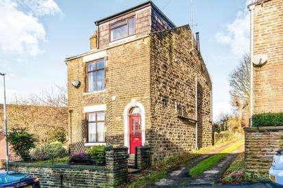 4 Bedrooms Detached House for sale in Quickedge Road, Mossley, Greater Manchester