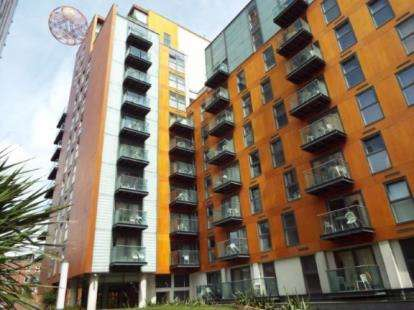 1 Bedroom Flat for sale in Goulden Street, Block, Manchester, Greater Manchester