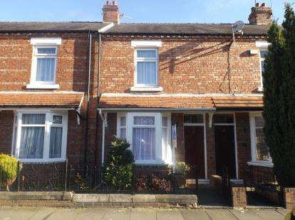 2 Bedrooms Terraced House for sale in Olympic Street, Darlington, County Durham