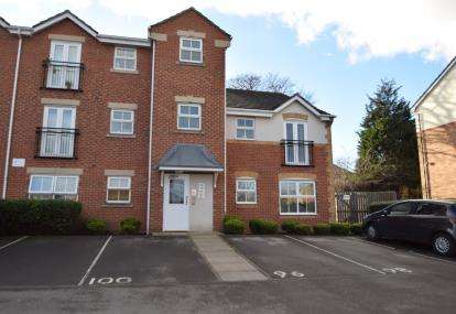 2 Bedrooms Flat for sale in Swinnow Close, Bramley, Leeds, West Yorkshire