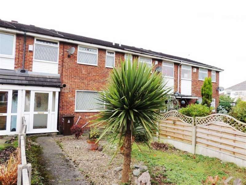 3 Bedrooms Terraced House for sale in Lingard Close, Audenshaw, Manchester