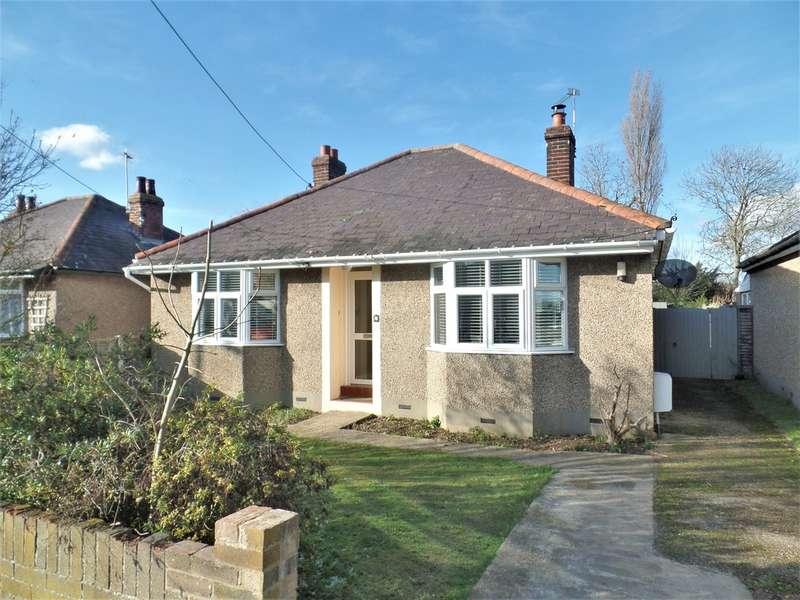 2 Bedrooms Detached Bungalow for sale in Amerells Road, Little Clacton