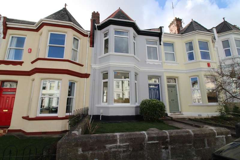 3 Bedrooms Terraced House for sale in Stoke