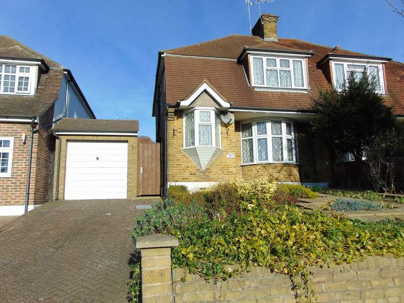 4 Bedrooms Semi Detached House for sale in Addington Road, South Croydon, Surrey, CR2 8LD