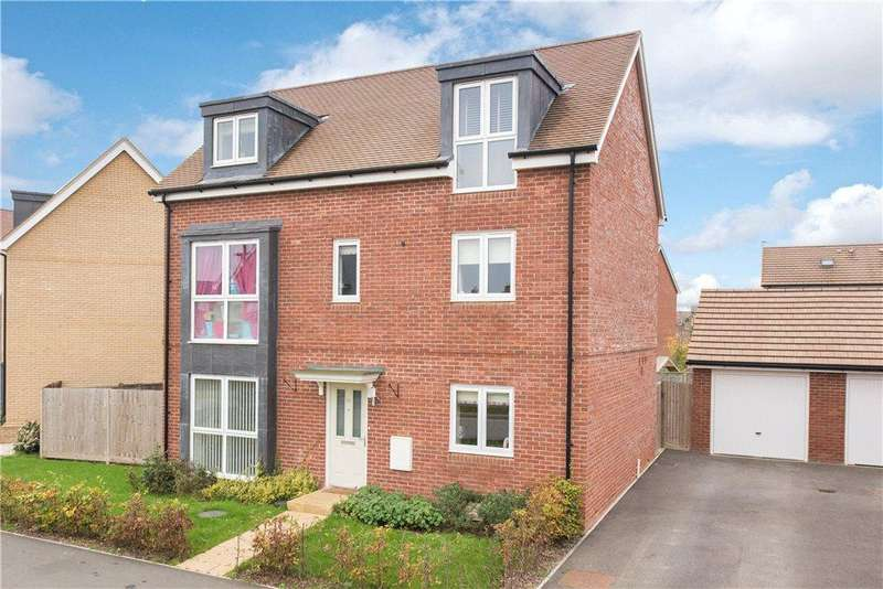 5 Bedrooms Detached House for sale in Bramley Road, Aylesbury, Buckinghamshire