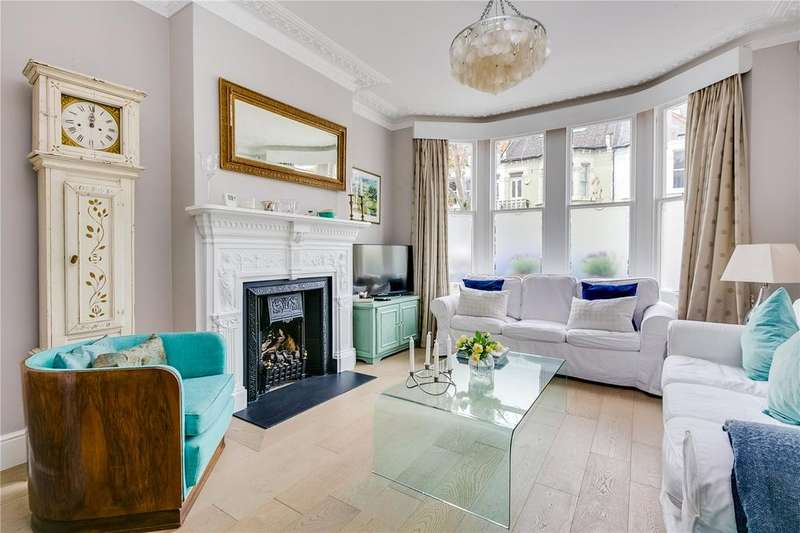 5 Bedrooms Terraced House for sale in Winchendon Road, Parsons Green, London