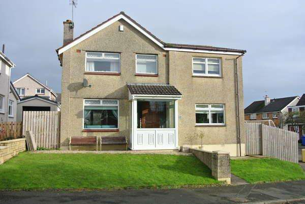 5 Bedrooms Detached House for sale in 55 Rokeby Crescent, Strathaven, ML10 6EG