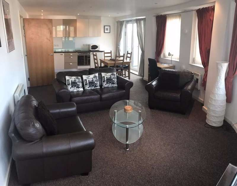 2 Bedrooms Apartment Flat for rent in Vibrant City Centre Apartment