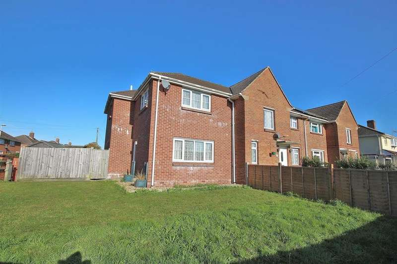 3 Bedrooms End Of Terrace House for sale in Allenby Road, Poole