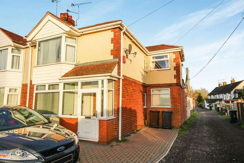 3 Bedrooms Semi Detached House for sale in Froghall Road, Cheadle, Staffordshire