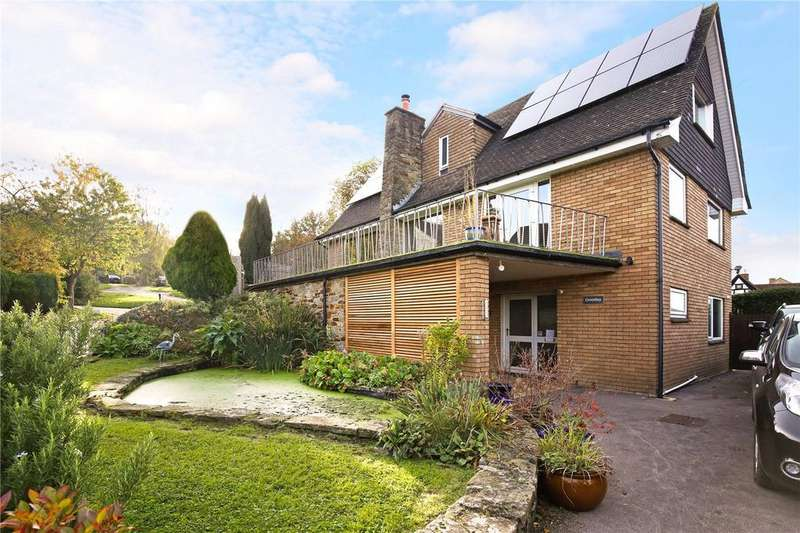 4 Bedrooms Detached House for sale in The Green, Churchdown, Gloucester, GL3