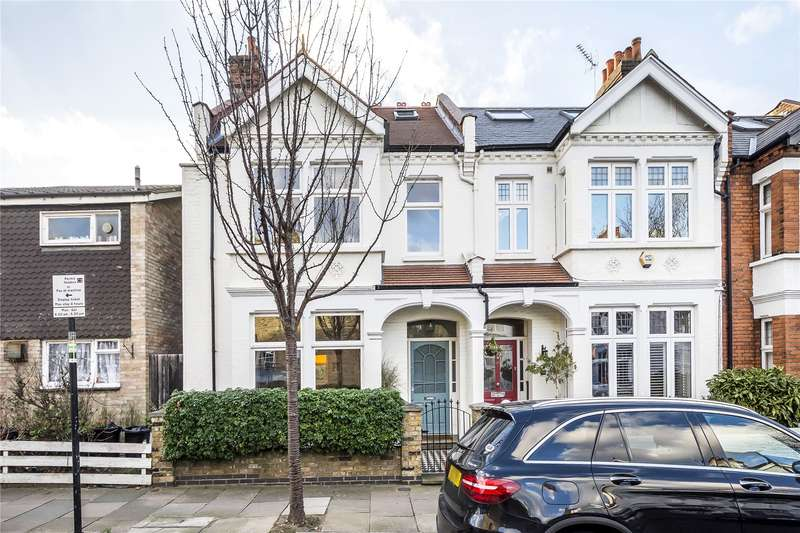 5 Bedrooms Semi Detached House for sale in Alfriston Road, London, SW116NN