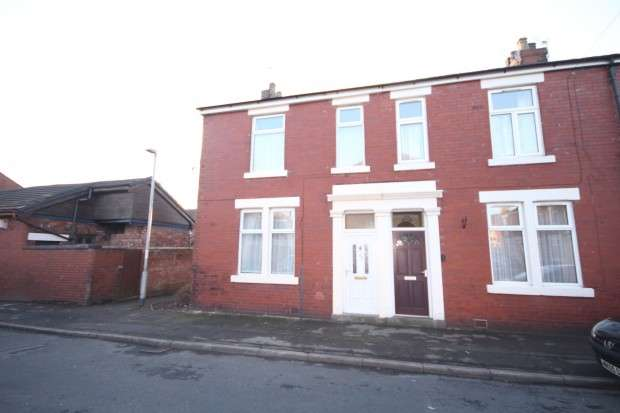 2 Bedrooms Terraced House for sale in Birtwistle Street, Preston, PR5