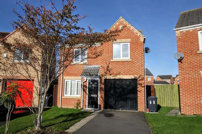 3 Bedrooms Detached House for sale in Ridgewood Close, Darlington