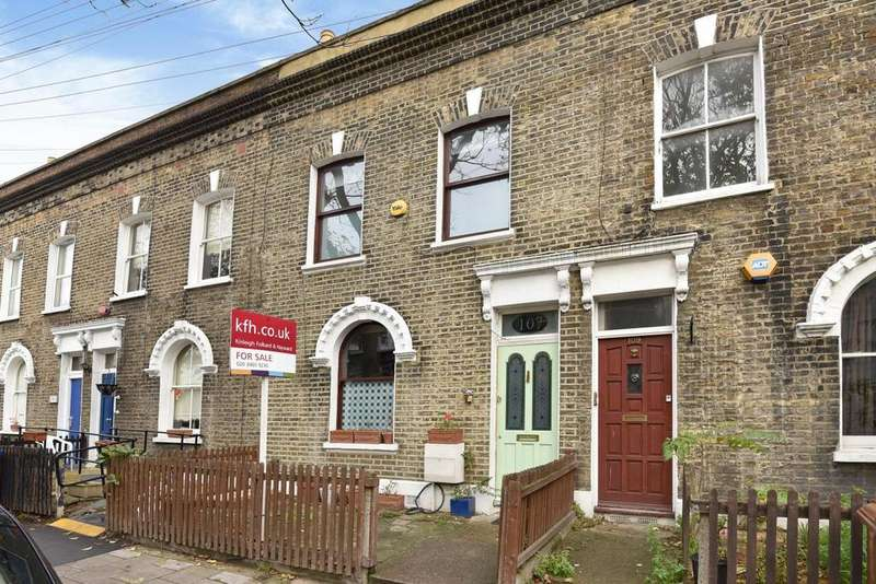3 Bedrooms Terraced House for sale in Lynton Road, Bermondsey