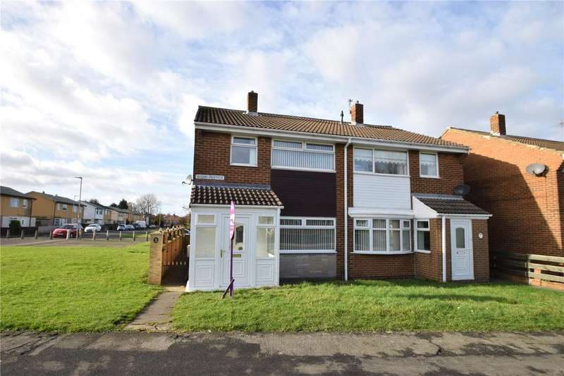 3 Bedrooms Semi Detached House for sale in Webb Avenue, Murton, Co Durham, SR7