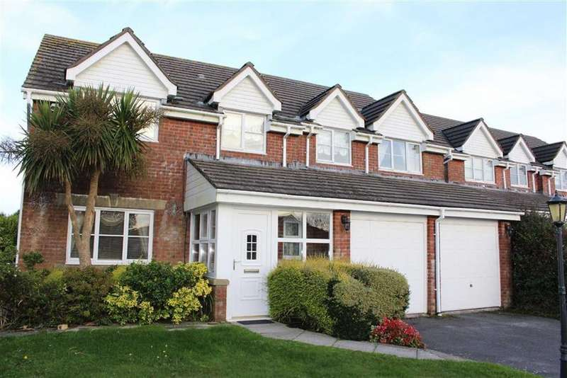 5 Bedrooms Detached House for sale in Coed Y Crwys, Three Crosses