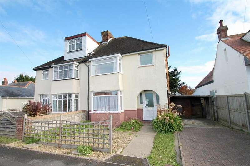 3 Bedrooms Semi Detached House for sale in Ryde Place, Lee-on-the-Solent, Hampshire