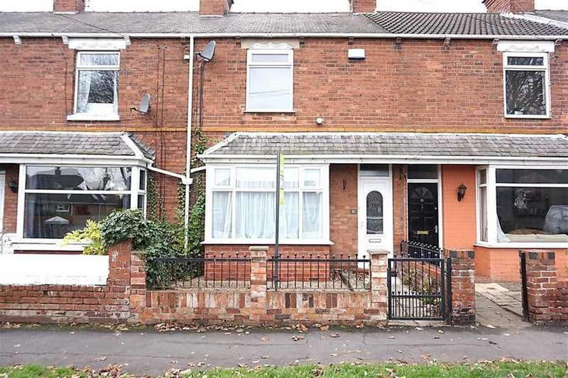 3 Bedrooms Terraced House for sale in Wolfreton Road, ANLABY, Anlaby, HU10