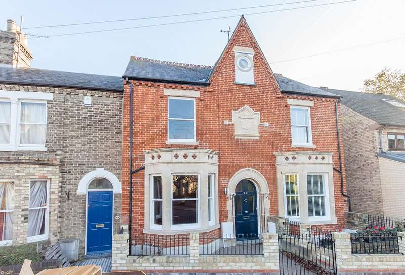 3 Bedrooms Terraced House for sale in Beche Road, Cambridge