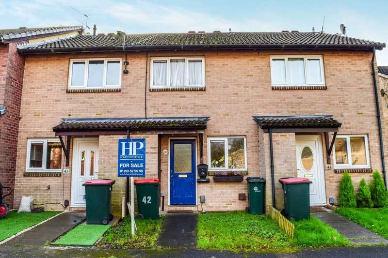 2 Bedrooms Terraced House for sale in St Andrews Road, Ifield West