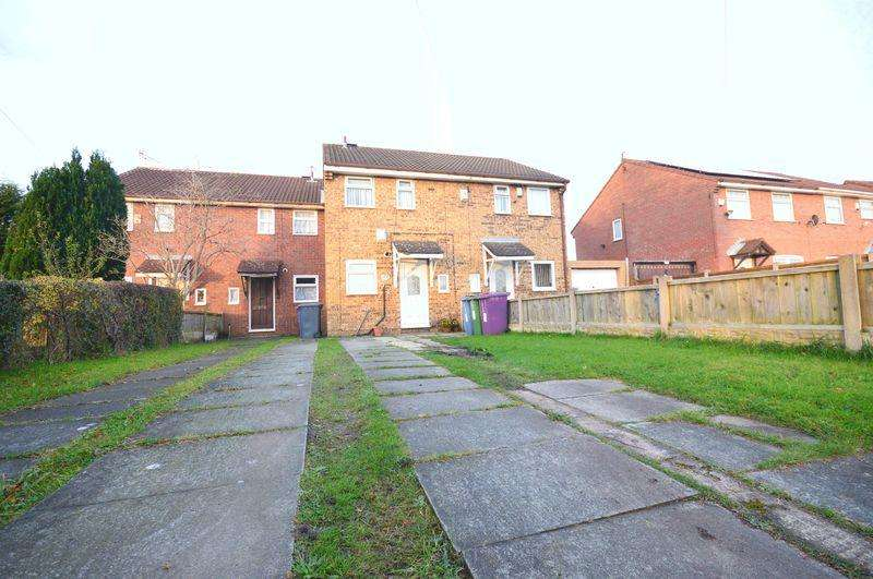 2 Bedrooms Terraced House for sale in Greenway Road, Speke