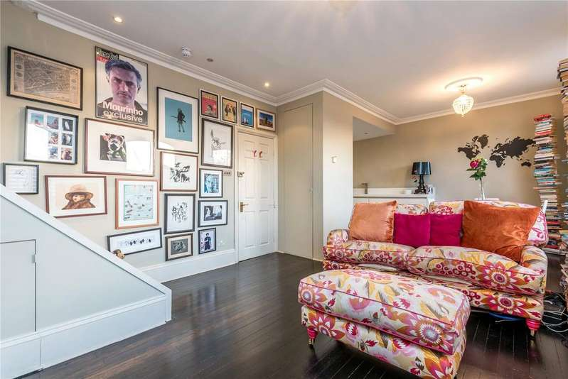 2 Bedrooms Flat for sale in Highbury Hill, London, N5